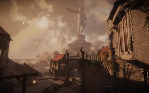 Picture Minotaur, The Old City: Leviathan, PostMod Softworks