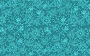 Picture pattern, wallpapers, vector, background., textile, texture, flower, seamless
