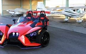 Picture beautiful, comfort, hi-tech, Polaris, Slingshot, technology, sporty, tricycle, 035