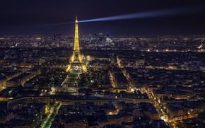 Picture Paris, Eiffel Tower, Ile-de-France, Quartier Necker