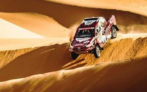 Picture Sand, Auto, Sport, Machine, Speed, Race, Toyota, Hilux, Rally, SUV, Rally, Sport, Toyota, Hilux, The …