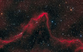 Picture space, nebula, BBW56