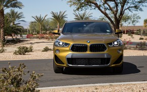 Picture front view, crossover, 2019, BMW X2 M, Sport X, xDrive28i