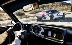 Picture Concept, Auto, Figure, Machine, Salon, BMW, Art, The wheel, Hommage, Bavarian, BMW 3.0 CSL, Torpedo, …