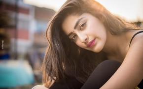 Picture Girl, Beautiful, Sunset, Girls, Eyes, Smart, Indian, Cute, Bollywood, Sweet, Actors, Resting, Divya, Photographer Honey …