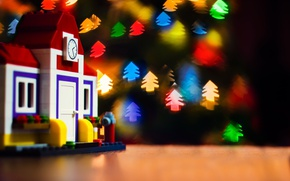 Picture lights, holiday, toys