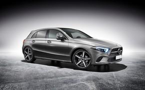 Picture Mercedes-Benz, 2018, Sport, Accessories, A-Class