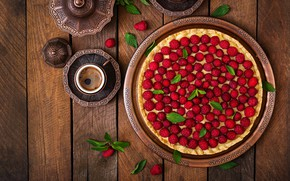Picture berries, pie, cakes