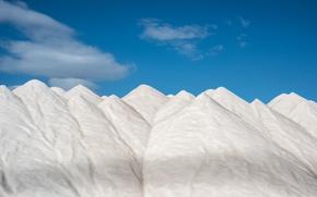 Picture the sky, Spain, salt, Balearic Islands, Campos