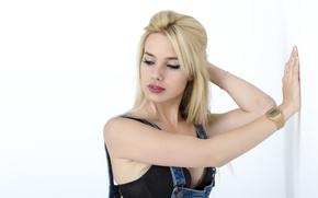 Picture sexy, model, Blondie, Alejandra Perez