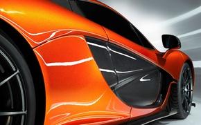 Picture Concept, McLaren, P1