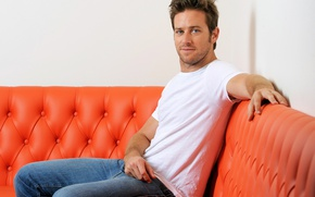 Picture jeans, Mike, male, beautiful, Armie Hammer, Armie Hammer