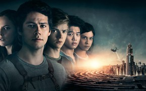 Wallpaper helicopter, poster, Lee Gi-hong, The maze runner: the death Cure, Maze Runner: The Death Cure, ...