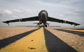 Wallpaper Barksdale Air Force Base, United States, B-52