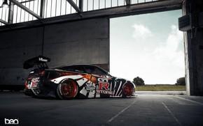 Wallpaper sport car, GT-R, Nissan
