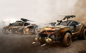 Picture McLaren, Auto, Apocalypse, Machine, Two, Weapons, McLaren MP4, Armor, Art, Combat, Yasid Design, Yasid Oozeear, ...