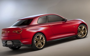 Picture Concept, Chevrolet, Coupe, Code 130R