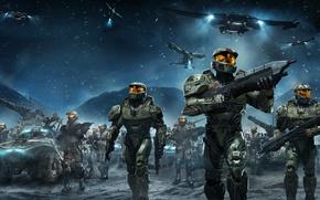 Picture Game, Halo Wars, Ensemble Studios