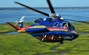 Wallpaper Helicopter, Sikorsky, S-92