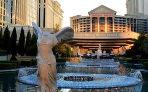 Picture Fountain, City, USA, USA, Las Vegas, Caesars Palace, Las Vegas, Fountain, Caesars Palace