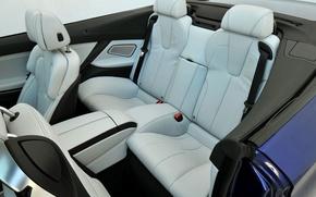 Picture BMW, salon, Convertible