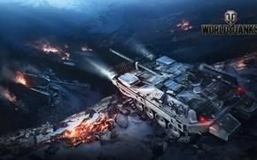Wallpaper WoT, World of Tanks, World Of Tanks, Wargaming Net, 's long 103B