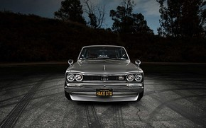 Picture Auto, Machine, Nissan, Nissan, Lights, Car, 2000, Skyline, Nissan Skyline, 2000GT, Japanese, 2000GT-R, 2000 GT, …