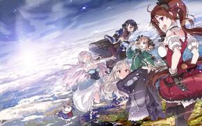 Picture kawaii, sky, anime, manga, sugoi, bishojo, lolita, loli, japonese, Gothic Wa Mahou Otome