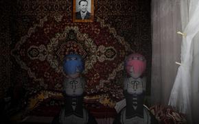 Picture USSR, anime, room, ram, rem, re zero kara hajime chip isek or seikatsu