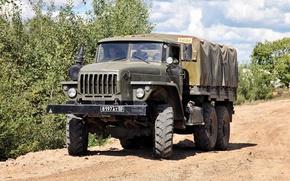 Picture Truck, Ural, Ural-4320