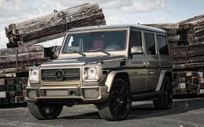 Wallpaper G63, Mercedes, AMG
