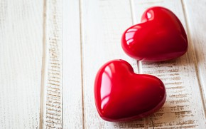 Picture love, heart, hearts, love, heart, wood, romantic, Valentine's Day