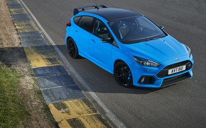 Picture Ford, Focus, blue, with, Pack, Option