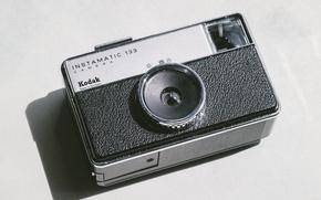 Picture black & white, camera, the camera, black and white, camera, photocamera, the camera, Kodak, lomography, …