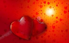 Wallpaper love, heart, lovers, heart, Valentine's Day