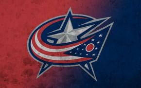 Picture emblem, NHL, NHL, National Hockey League, hockey club, Columbus Blue Jackets, The Columbus Blue Jackets, …