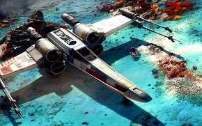 Picture Star Wars, X-wing, Star Wars Battlefront II