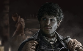 Picture Art, Game of Thrones, Iwan Rheon, Ramsay Bolton