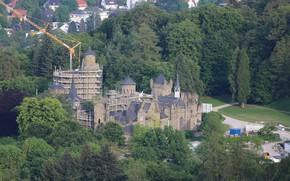 Picture Kassel, Bergpark, Castle Levenburg