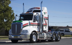 Picture 2011, Kenworth, T609