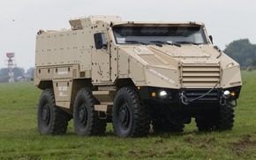 Picture 6x6, TITUS, Armored vehicle