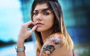 Picture tattoo, sponge, giovanni zacche, Throwback