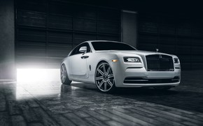 Picture Rolls Royce, Ghost, White, Luxure, BMW Group