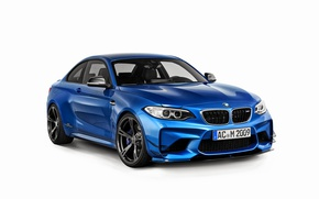 Picture BMW, coupe, BMW, white background, Coupe, F87