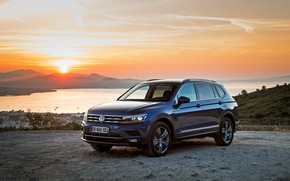 Picture Volkswagen, Volkswagen, Tiguan, Tiguan, Allspace