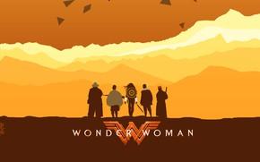 Picture Wonder Woman, Art, Artwork