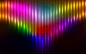 Wallpaper neon, colorful, abstract, background, glittering