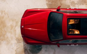Picture Rolls-Royce, the view from the top, 2018, Cullinan