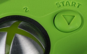Picture macro, the game, button, Xbox 360
