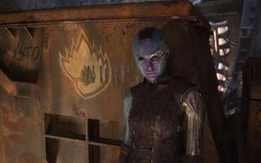Picture alien, Nebula, Karen Gillan, Guardians of the Galaxy, Guardians of the Galaxy Vol 2